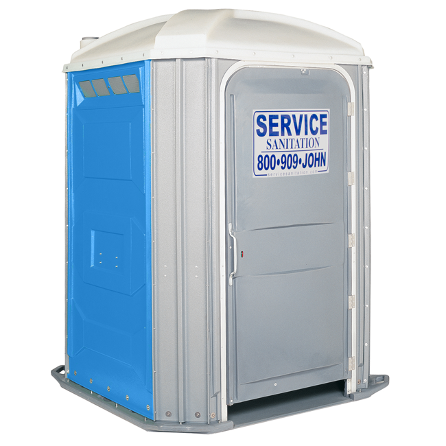Extra large handicap porta potty service sanitation for Porta johns for sale
