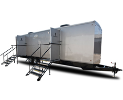 Restroom Trailer Rentals - Bathroom trailer rentals