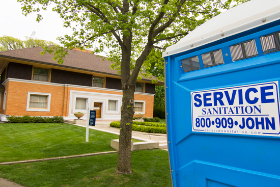 Oak Park Porta Potty Rental